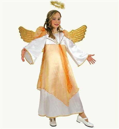 Engel Angelina Mächen Kinder Kostüm Gr 152
