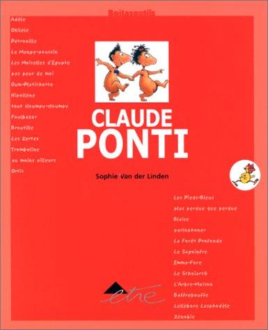 Claude Ponti, avec un \