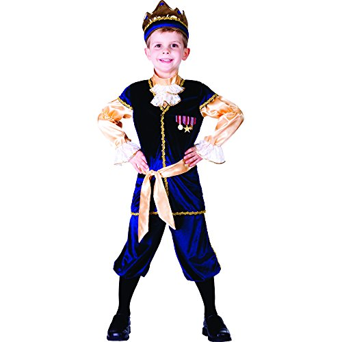 Dress Up America Junge Renaissance Prinz Kostüm (Kleinkind Prinz Kostüm)