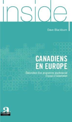 Canadiens en Europe par BLACKBURN DAVE