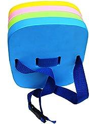 LuckyNV Back Float Swim Aids Training Natation Kickboard Sécurité Ceinture de sécurité Retour Flotteur Mousse pour enfants/Adulte