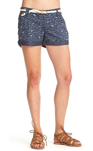 Ragwear Damen Shorts blau 26