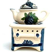 Duftöl *Cranberry*für Stövchen Teelicht SCENTCHIPS 9 Stück Aroma Duftwachs
