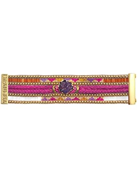 Hipanema Damen-Armband Purplerain H16MPURP