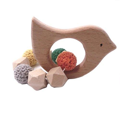 coskiss-baby-teething-pendant-bracelet-montessori-toys-set-dummy-organic-eco-friendly-wood-birds-tee