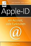 Apple-ID: Ein Account, viele Funktionen