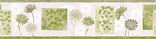 A.S. Création selbstklebende Bordüre Only Borders 9 Borte beige creme grün 900029