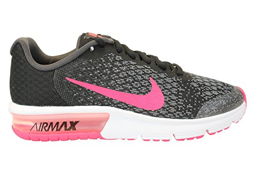 Nike Kinder Laufschuh Air Max Sequent 2, Chaussures de Running Mixte Enfant