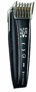 Remington HC5950 - Cortapelos inalámbrico, pantalla táctil, motor Pro Power, cuchillas con revestimiento de titanio (B00940UVAG) | Amazon price tracker / tracking, Amazon price history charts, Amazon price watches, Amazon price drop alerts