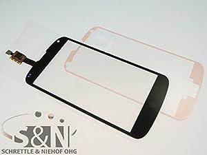 NG-Mobile Original Google Nexus 4 LG E960 Touchscreen Display Glas Scheibe + Kleber