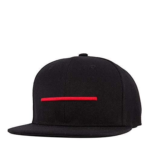 4228de69d99 DAMENGXIANG Nero Punk Snapback Caps Hip Hop Cap Ricamo Berretti da Baseball  Popolare Hip Hop Cappello