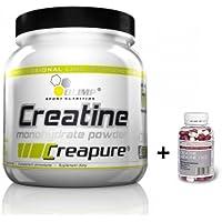 Preisvergleich für Olimp Creatine Creapure powder 500g