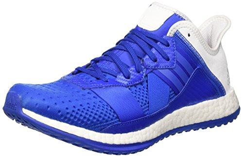 Adidas Pure Boost Zg Train, Scarpe da Corsa Uomo, Multicolore (Blue/Ftwwht/Cblack), 42 2/3 EU