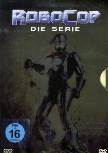 limitierte Steelbox, 6 DVDs