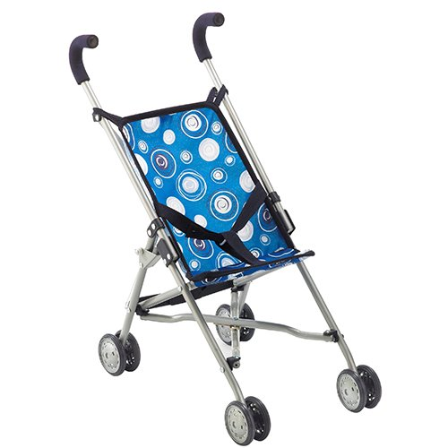 Bayer Chic 2000 601 01 Puppenwagen, Boys Blue