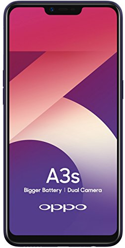 OPPO A3s (Purple, 2GB RAM, 16GB) with Offers