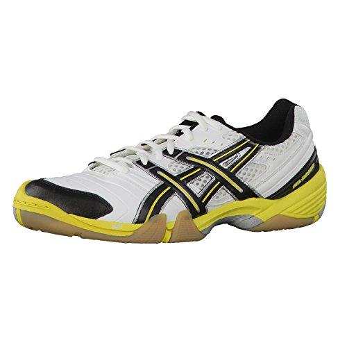 asics-gel-domain-chaussures-de-handball-pour-homme-blanc-noir-jaune-44