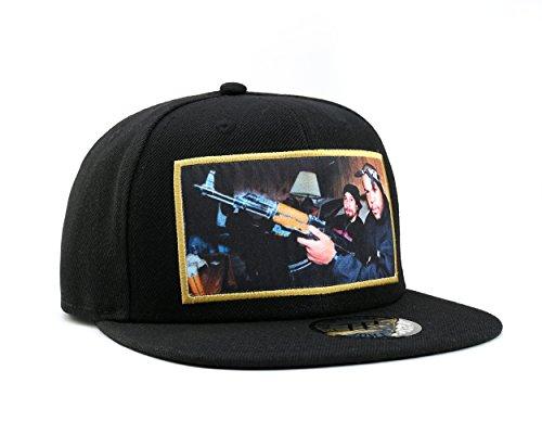 True Heads Baseball-Kappe, Ice Cube, NWA, Gangster (Ice Cube Gun)