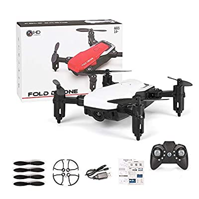 jigang Mini LF606 Foldable Wifi FPV 2.4GHz 6-Axis RC Quadcopter Drone Helicopter Toy