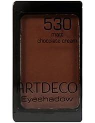 Artdeco Magnetlidsch Matt 530, chocolate cream, 1er Pack (1 x 8 g)