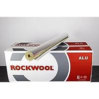 Rockwool R800 Schale 15/20 alukaschiert 1lfm