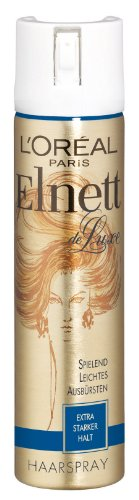 L'Oréal Paris Elnett de Luxe - Haarspray extra starker Halt 3er Pack (3 x 75 ml)
