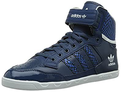 adidas Centenia HI, Damen Hohe Sneakers, Blau (Uniform Blue/Running White/Satellite), 36 EU (3.5 Damen UK)