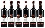 Crama Ceptura | CERVUS CEPTURUM Merlot, Pinot Noir – Rotwein lieblich aus Rumänien | Weinpaket 6 x 0.75 L DOC-CMD