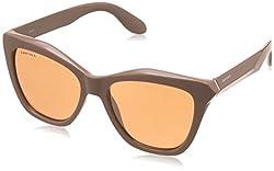 Fastrack Mirrored Square Womens Sunglasses - (C075YL2F|53|Yellow Color)