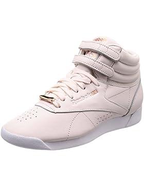 Reebok F/S Hi Muted, Zapatillas de Deporte para Mujer