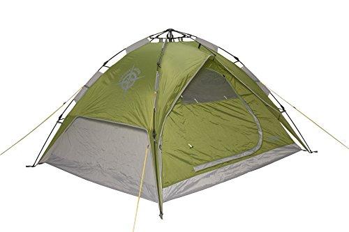 Columbus Tenda da Campeggio Mosa 4 Verde