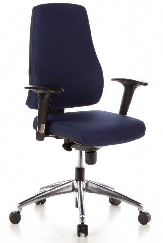 hjh OFFICE 608010 Bürostuhl Drehstuhl