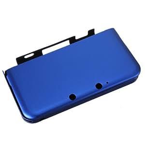 Facade etui coque housse protection aluminium pour console for Housse nintendo 3ds xl