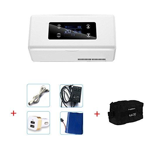 Preisvergleich Produktbild Medizin-Kühlschrank Und Insulin-Kühler Für Auto Reise Haus - Tragbarer Auto-Kühlungs-Kasten / Kleiner Reise-Kasten Für Medikation