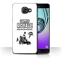 Coque de Stuff4 / Coque pour Samsung Galaxy A5 (2016) / Land Loot Build Design / FN Battle Royale Collection