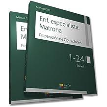 Manual CTO de Enfermería Especialista: Matrona: Preparación de Oposiciones: 2