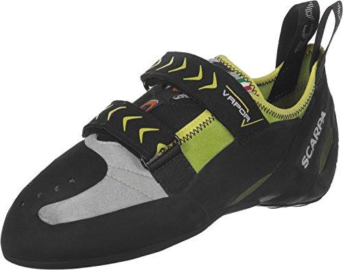 Scarpa Vapor V W Scarpa arrampicata nero giallo