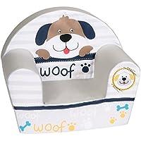 "Knorrtoys 68339 - Kindersessel - ""Woof"" preisvergleich bei kinderzimmerdekopreise.eu"