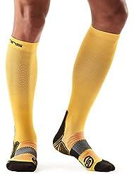 Skins Socken Essentials Comp Socks Active MIDW - Calcetines para niño, color multicolor, talla xs
