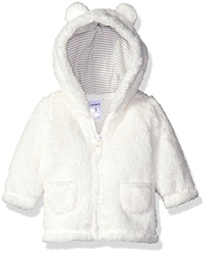 29e27fe37d00 Buy Carters Unisex Baby Hooded Sherpa Jacket (9 Months on Amazon ...