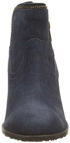 Hush Puppies - Kent, Stivali classici alla caviglia Donna Blu (Marine)