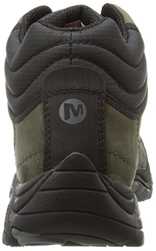 Merrell Moab Rover Mid Wtpf, Chaussures Bébé marche homme Castle Rock