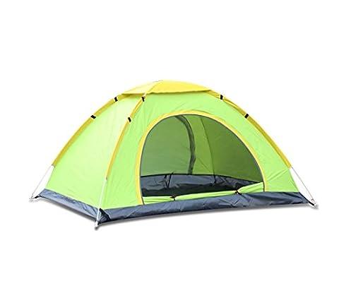 Pop Up Tent, Auto Open 2 Color Size Foldable Shelter,