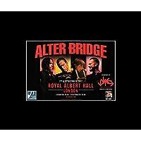 Alter Bridge - Royal Albert Hall London 2017 Mini Poster - 25.4x30.3cm preiswert