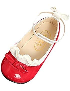 Prinzessin weiche Schuhe Tanzschuhe Prinzessin Schuhe Schuhe JYJM Baby-Art- und Weisesneaker-Kind-Mädchen beugen...
