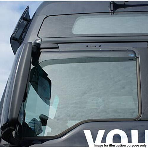 ClimAir Windabweiser 046044, Renault Trafic und Opel/Vauxhall Vivaro, Baujahr 01-