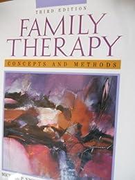 Family Therapy par Richard C. Schwartz