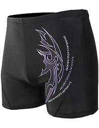 09b4b5b19 Vectry Trajes de Baño para Hombres Bañador Slip Pantalones de Playa para  Hombre Pantalones Cortos de