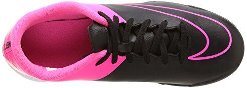 Nike - Jr Mercurial Vortex Ii Tf - , homme, multicolore (black/black-hypr pink-hypr pnk), taille multicolore (Black/Black-Hypr Pink-Hypr Pnk)