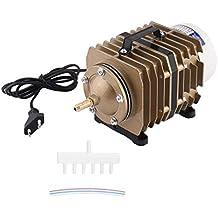 Yogasada Alta eficiencia 70L/Min 80W Aleación de Aluminio Shell Bomba de Aire electromagnética Compresor